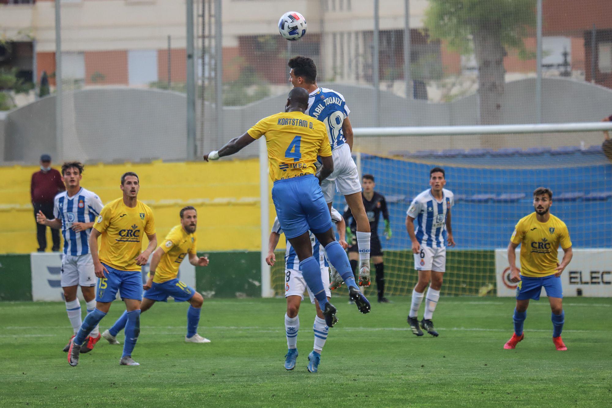 Orihuela CF 2 - 1 Espanyol B