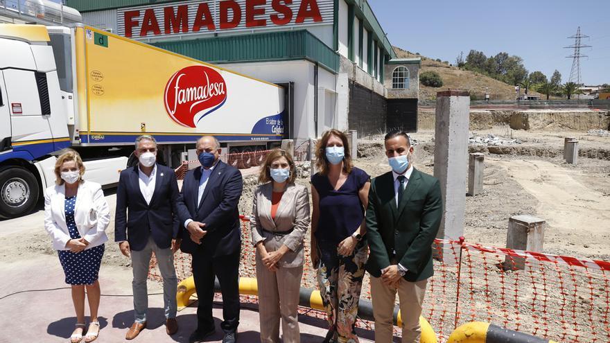 Famadesa invierte 30 millones de euros en la ampliación de su fábrica y aumenta un 15% sus exportaciones