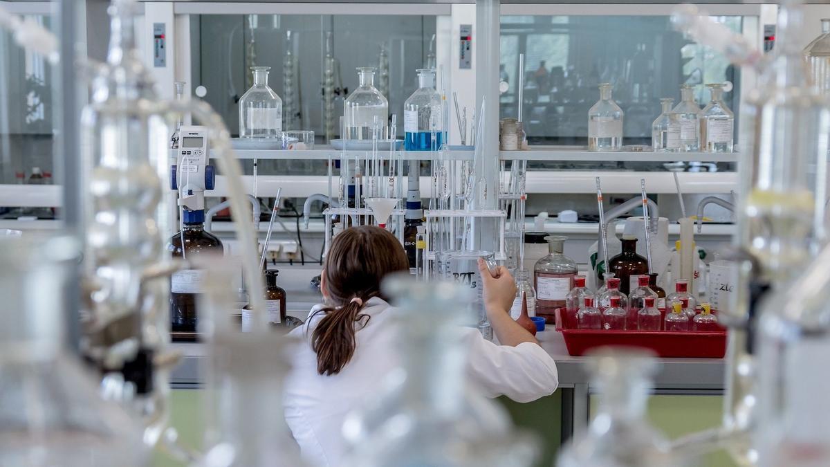 Laboratorio de investigación del ICIA