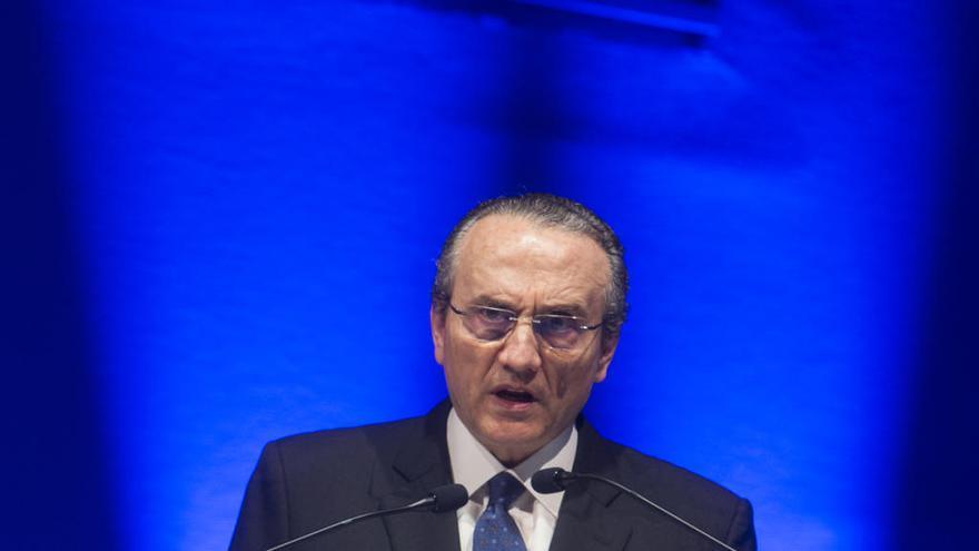 Javier Moll: «Alicante atesora un extraordinario capital humano del que son ejemplo los premiados»