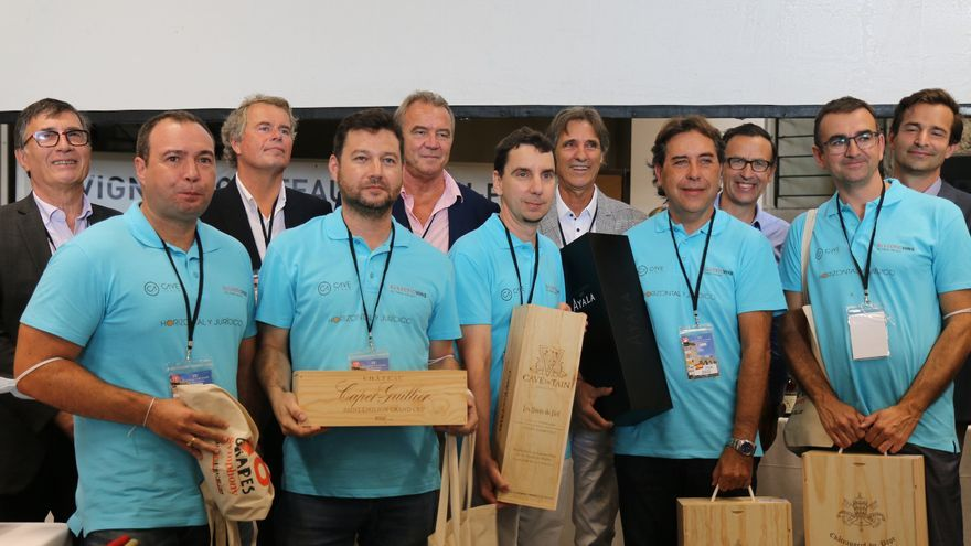 Un castellonense en la élite mundial de la cata de vinos