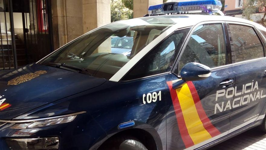 Detenida en Jaén una menor acusada de dar una paliza a otra y publicarlo en Internet
