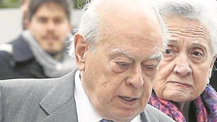 L'Audiència Nacional confirma el processament de la família Pujol com a organització criminal