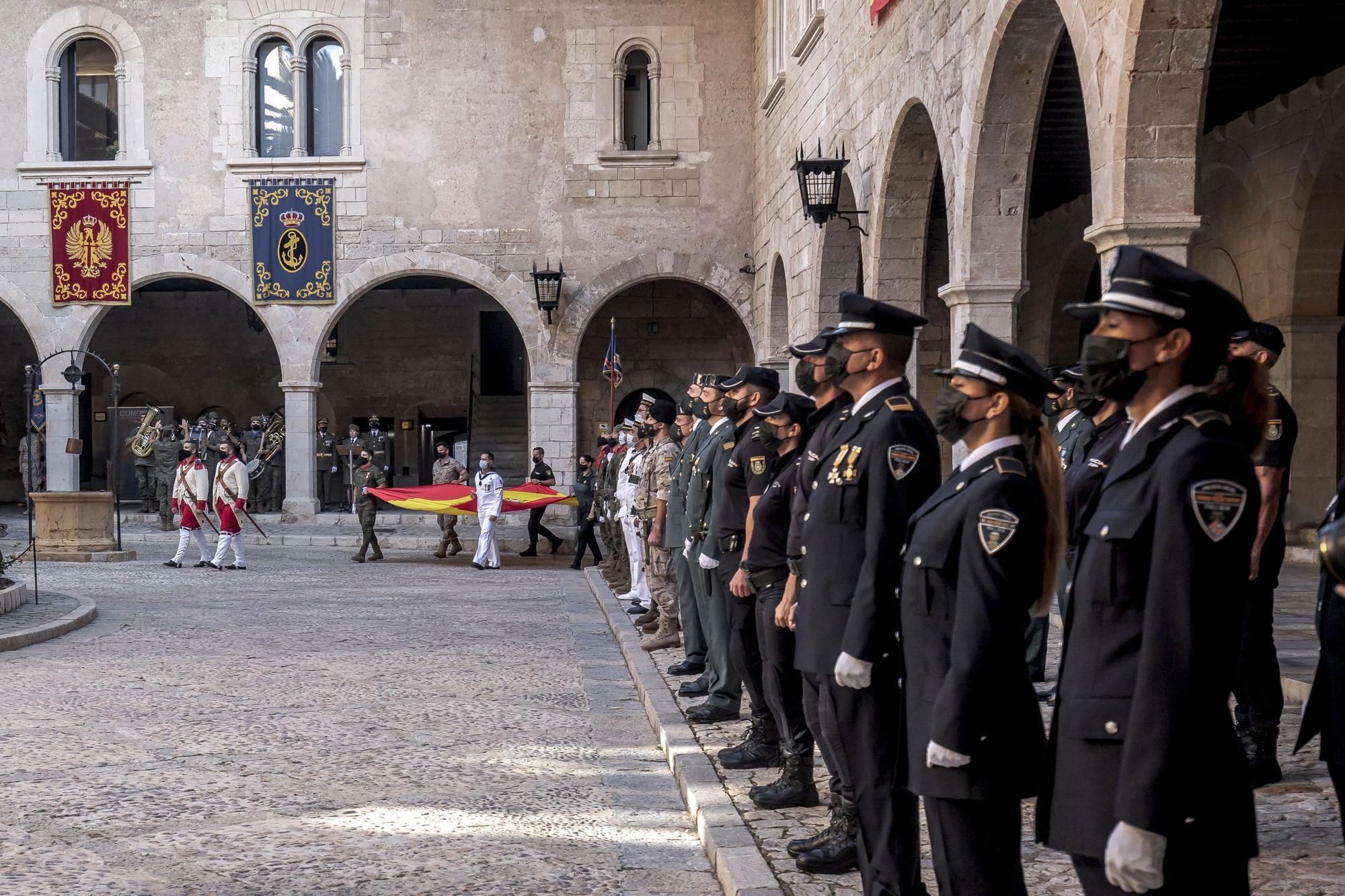 El Ejército celebra el 12 de octubre