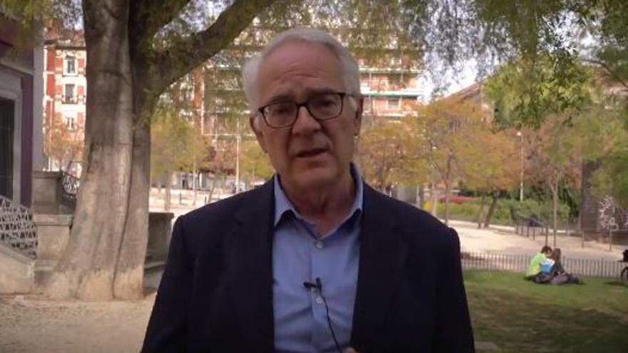 Iglesias ficha al histórico sindicalista Agustín Moreno para las elecciones de Madrid