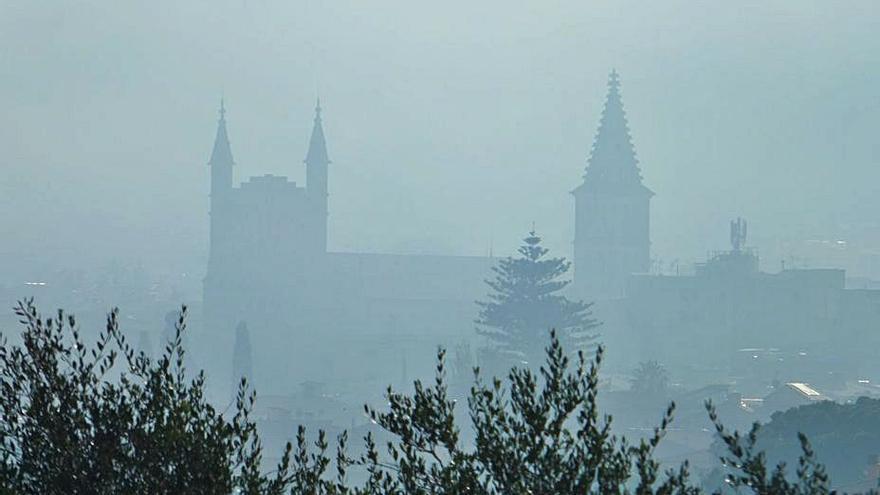 Sóller regulará las quemas para reducir la polución
