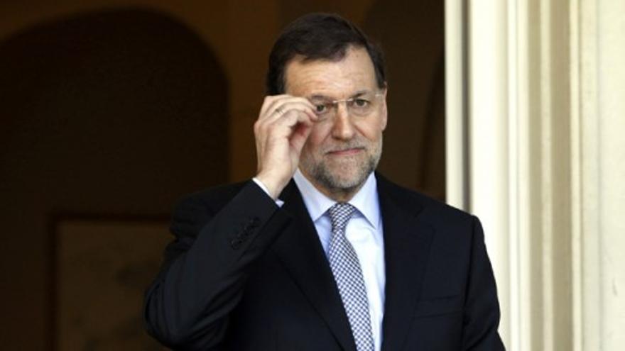 """Rajoy """"desembarca"""" en Sevilla"""