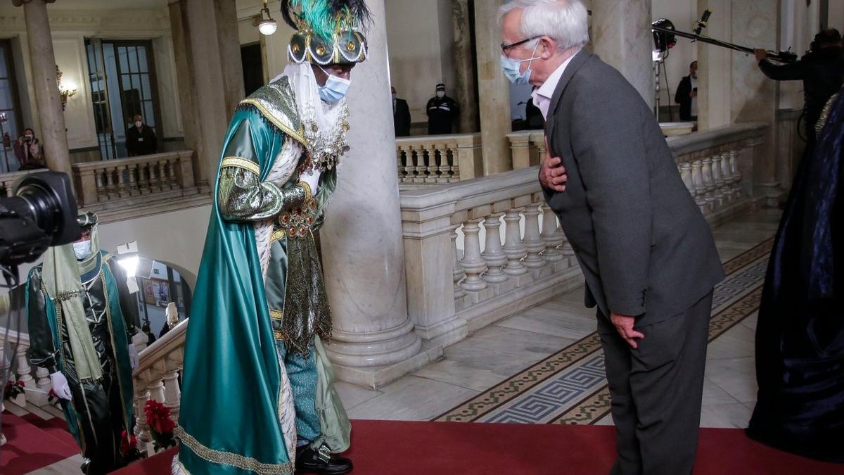 """Ribó sobre llegada de los Reyes Magos: """"Ha sido un error que tenemos que mejorar"""""""