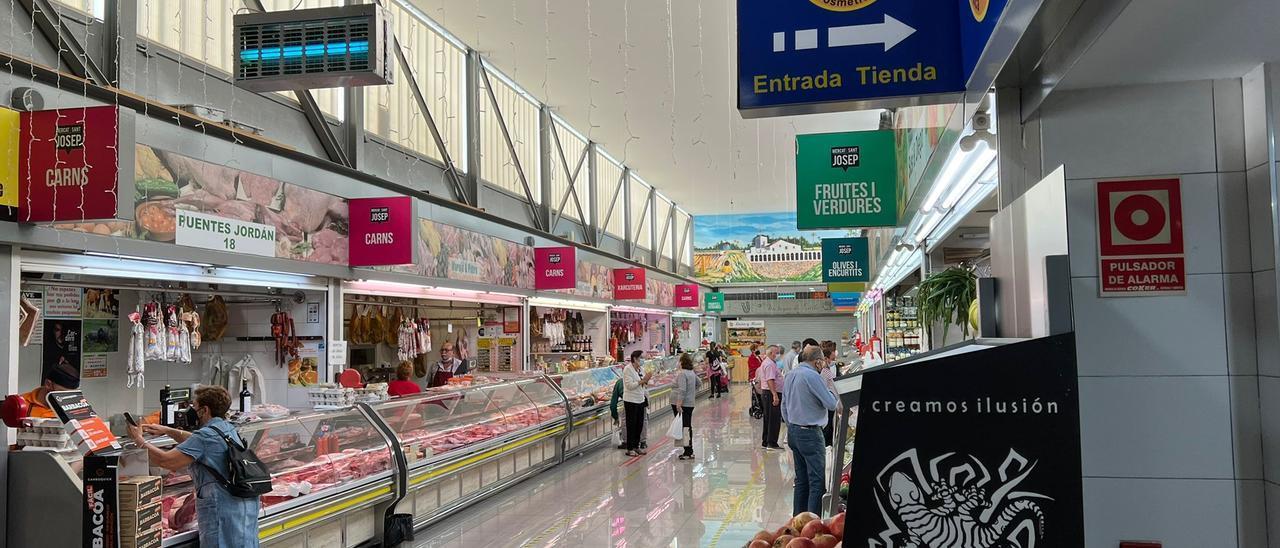 El mercado de San José
