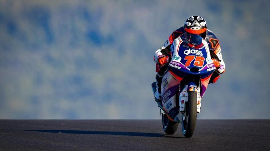Albert Arenas, campió del món de Moto3