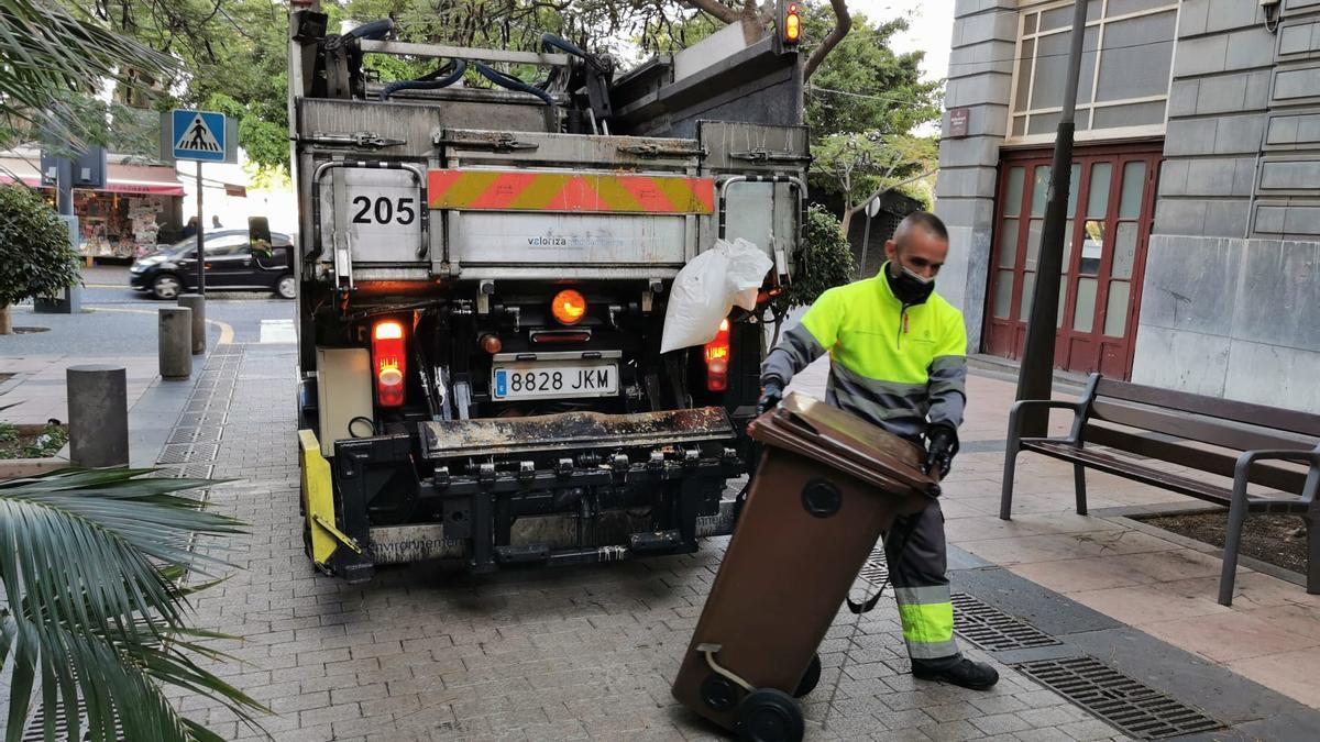 Santa Cruz apuesta por un servicio de limpieza y residuos más verde