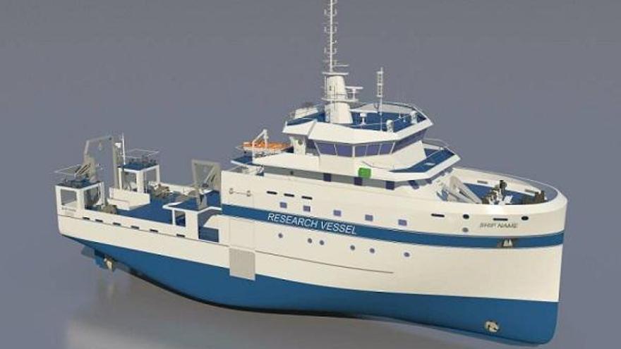 Freire entregará el oceanográfico para Abu Dhabi a finales de 2022