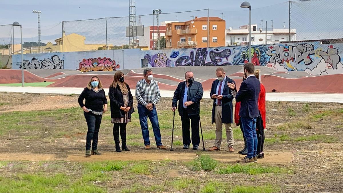 Torreblanca ubicará en el Progrés el centro de día