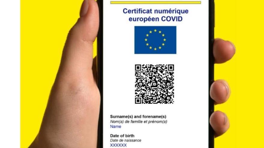 Aquesta és la web on aconseguir el certificat covid per viatjar