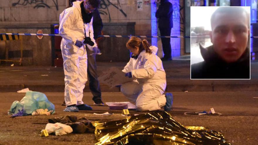 El sospechoso del ataque de Berlín juró lealtad al ISIS