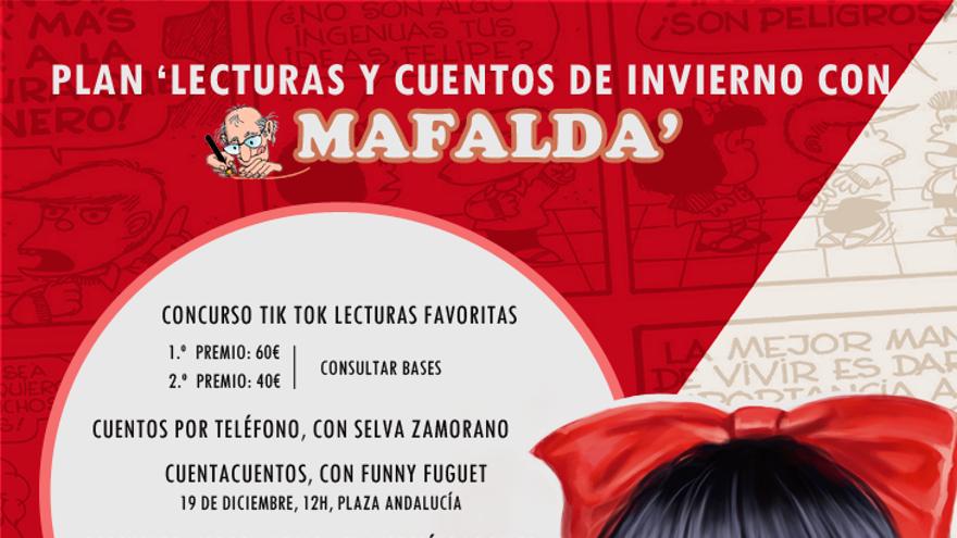 Plan lecturas y cuentos de invierno con Mafalda