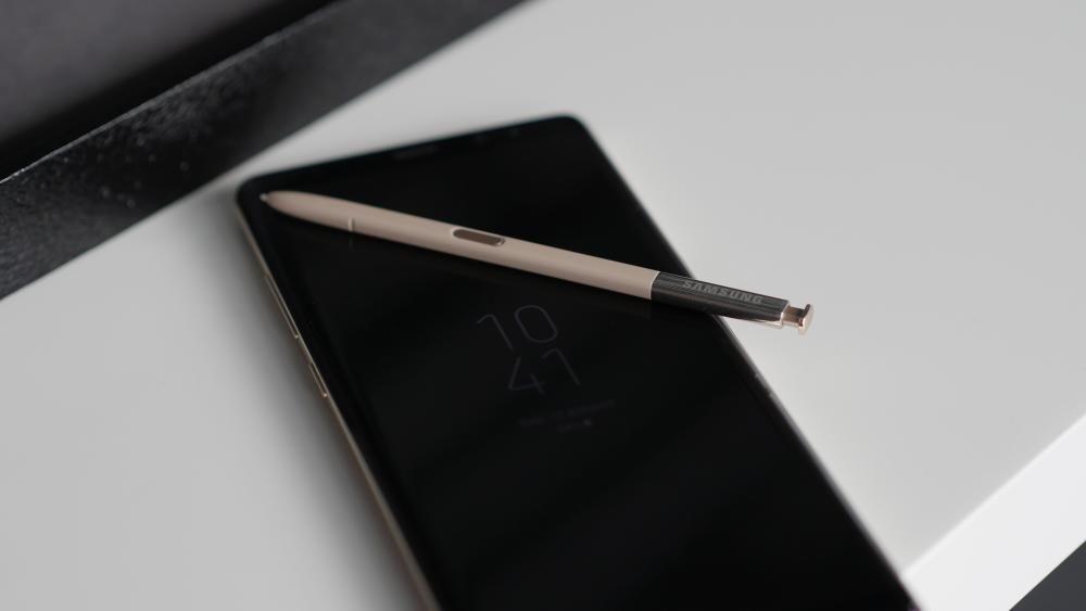 Así es el nuevo Samsung Galaxy Note 8