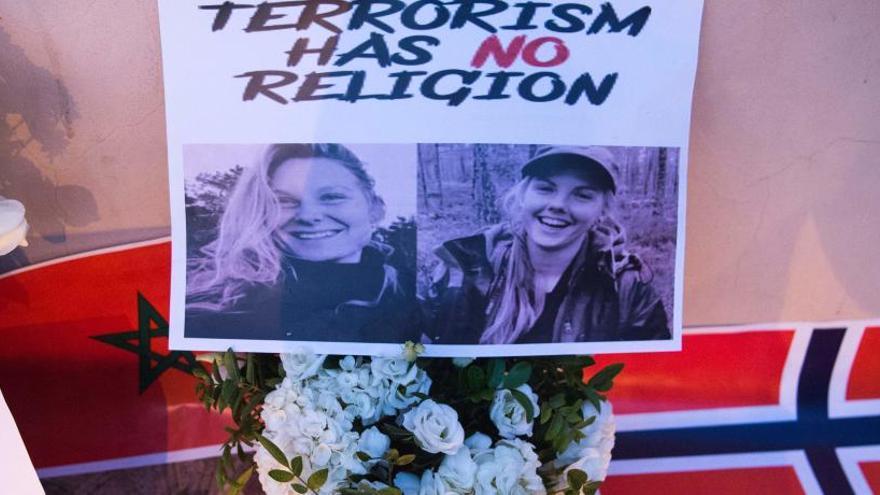 Detenido un hispano-suizo en Marruecos por el asesinato de las dos turistas escandinavas