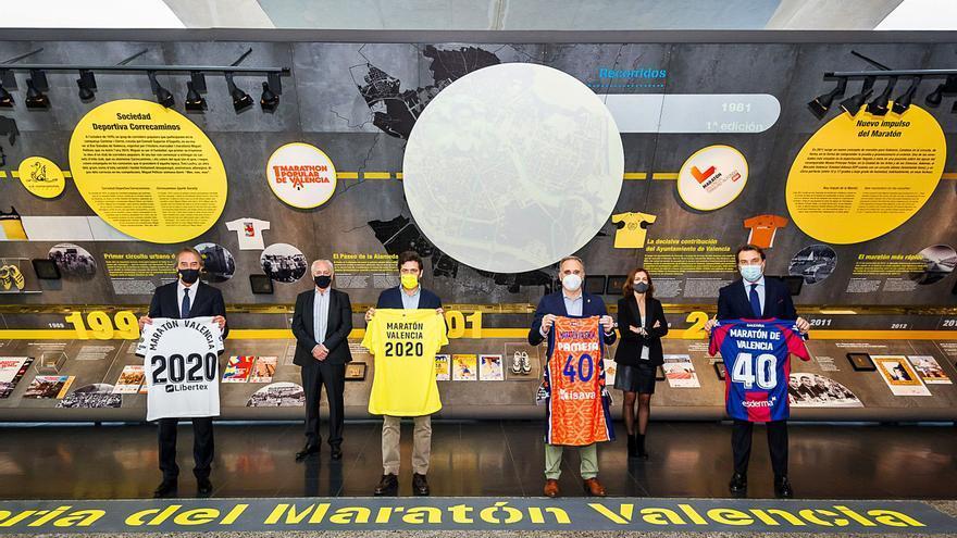 Los clubes se vuelcan con el Maratón