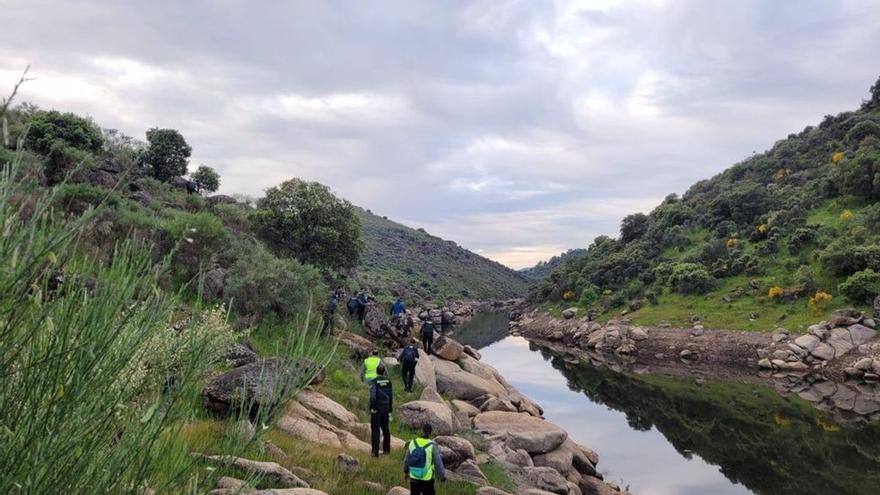 Concluye sin novedades el dispositivo de búsqueda de Rosalía Cáceres