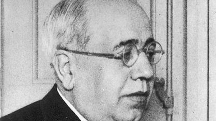 El brillante misticismo laico de Manuel Azaña