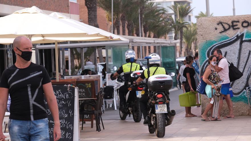 Sancionado con 100.000 euros un local de Guardamar de Segura por vender alcohol a menores