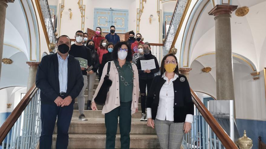 'VíaAlbergue' se lleva la segunda edición del concurso 'Ideas de negocios y proyectos' en Cehegín