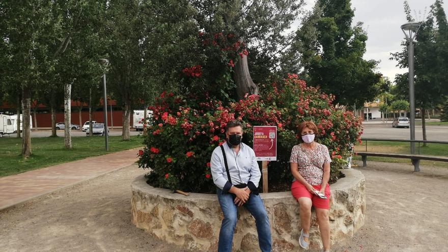 Teruel se suma al movimiento Green City Makers con una campaña de ayuda a los árboles de paseos a superar la sequía del verano