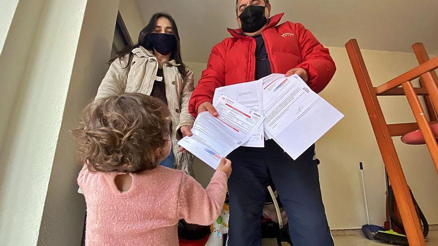 El error que dejó a dos vecinos de Turón con un único contrato de la luz