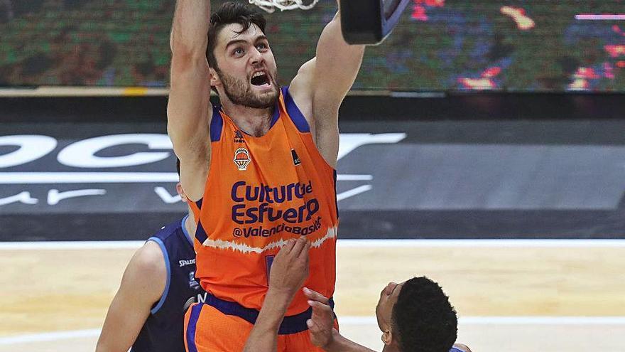 El Valencia Basket impone la ley del más fuerte