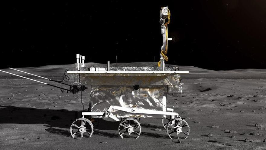 La llegada a la cara oculta de la Luna, último hito del programa espacial chino