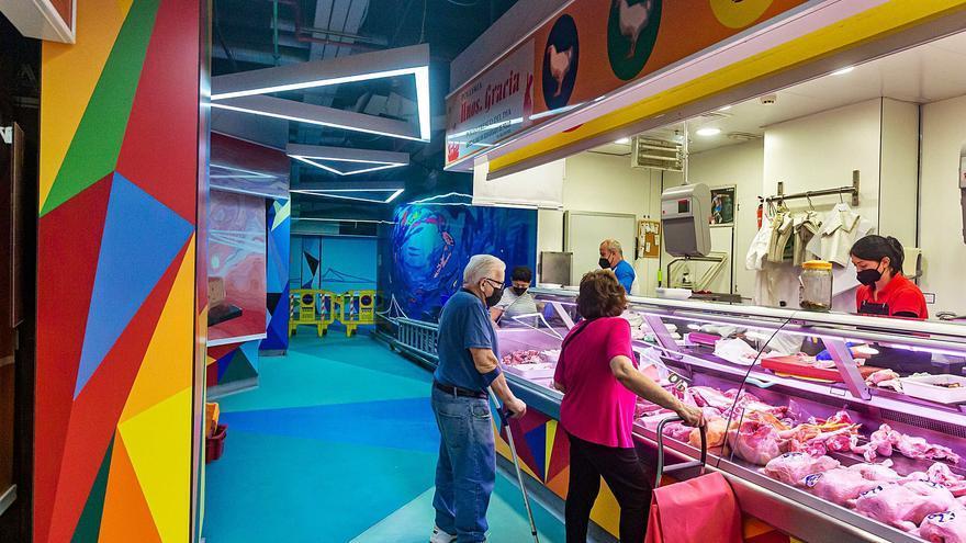 Mercadona se queda con nuevos espacios en el mercado municipal de Benidorm