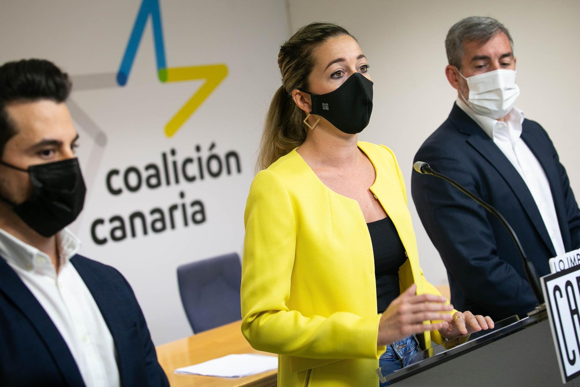 Plan de Rescate de Coalición Canaria