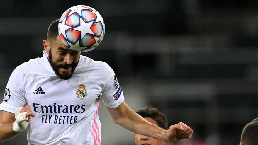 El Madrid se salva en el último suspiro frente al Borussia