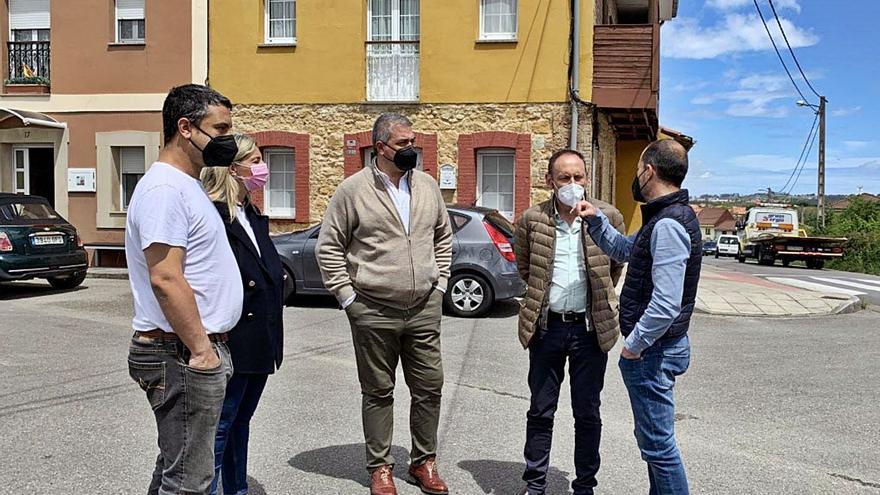Avanza la renovación de la red de agua del pueblo de La Fresneda