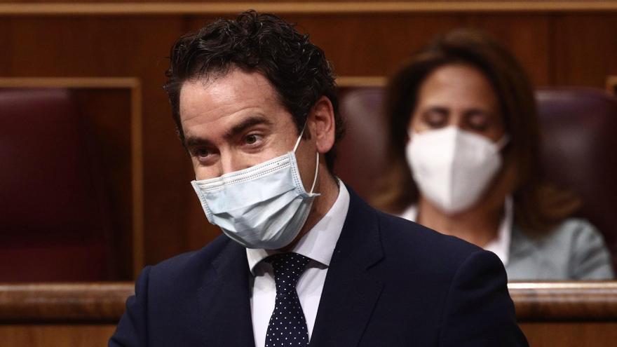 """García Egea: """"Las comunidades no tienen libertad para proteger de la pandemia"""""""