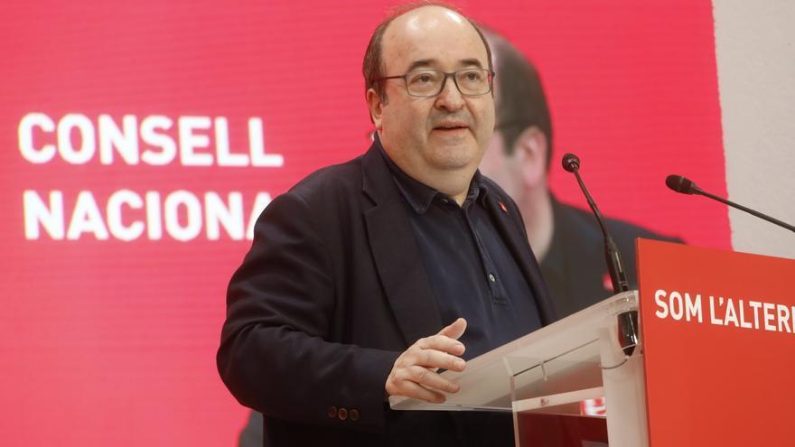 Els ministres Rodríguez, Iceta, Bolaños, Díaz i Castells formaran la delegació del govern espanyol a la taula de diàleg