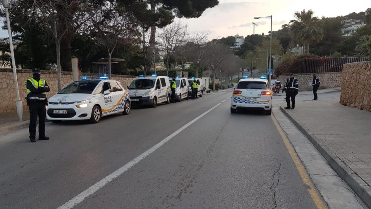 Sancionan a ocho locales de Calvià por incumplir las normas del estado de alarma