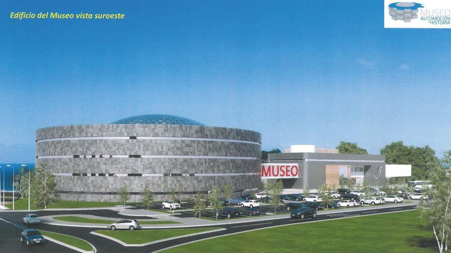 La fundación Jorge Jove rechaza A Grela para el museo de automoción por falta de espacio