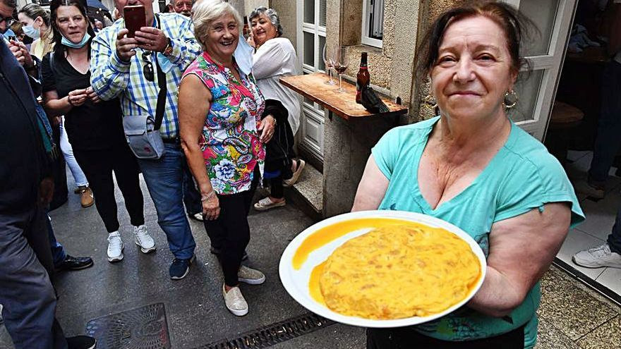 El Bar Galicia hace doblete y se alza también con el premio del público a la mejor tortilla