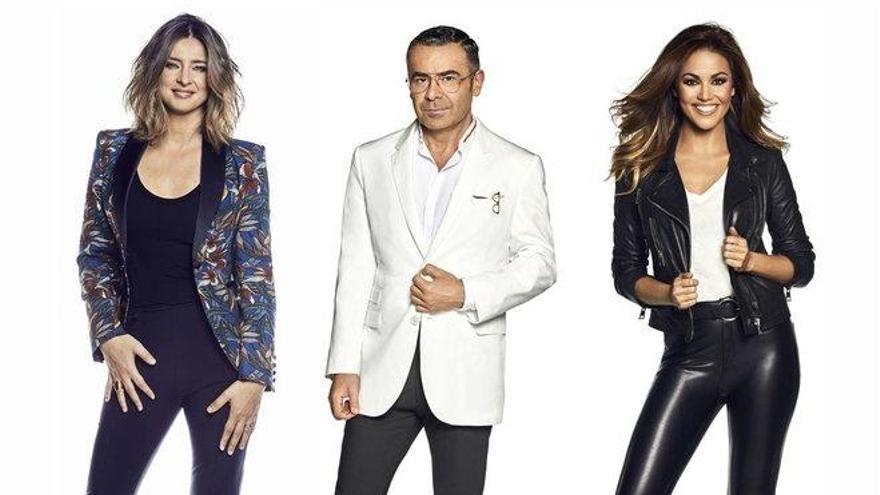 Sandra Barneda, Jorge Javier Vázquez y Lara Álvarez presentarán 'La casa fuerte 2'