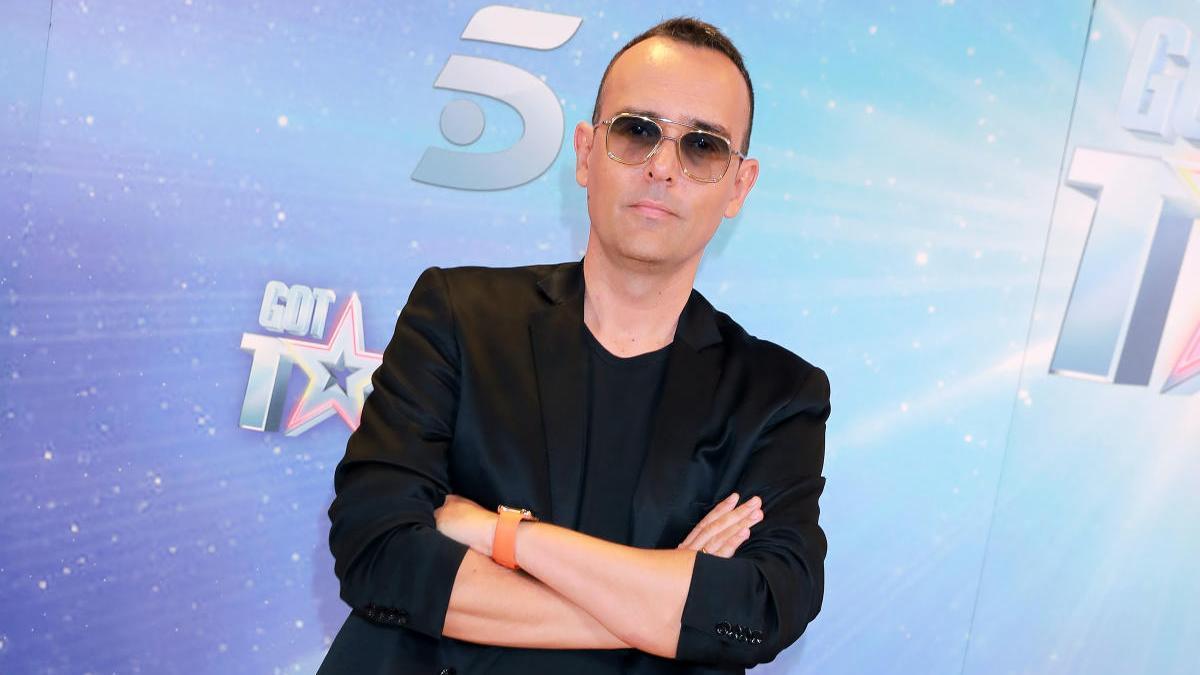 Risto Mejide en 'Got Talent'.