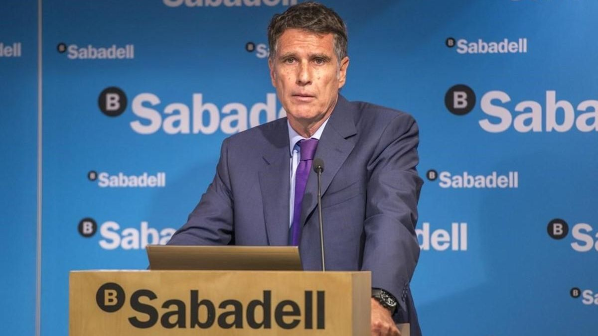 """Guardiola (Banc Sabadell): """"Estamos abiertos a las oportunidades que aporten valor"""""""