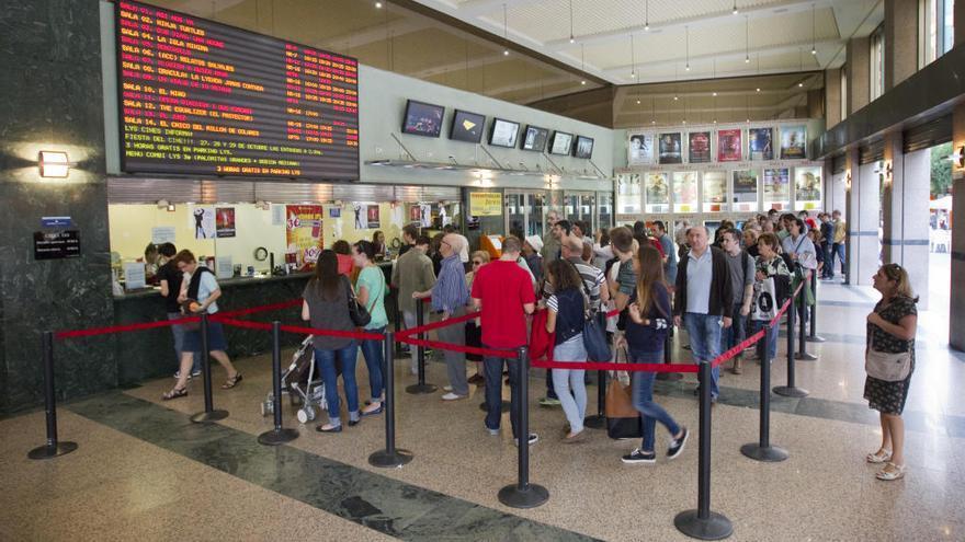 La Fiesta del Cine regresa los días 16, 17 y 18 de octubre