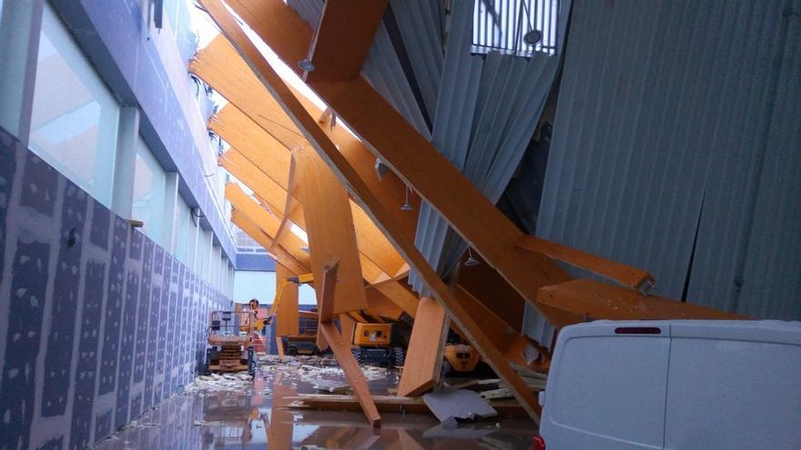 Luz verde al trámite para reactivar la construcción de pabellón de balonmano de Puerto de la Torre