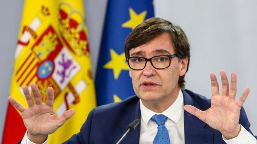 El Gobierno advierte que para poder decretar el toque de queda habría que declarar el estado de alarma