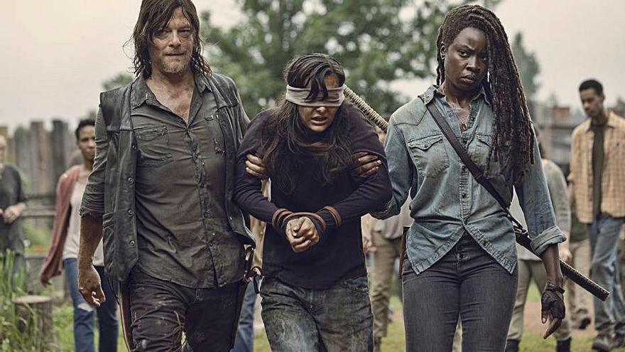 'The Walking Dead' dirá el adiós definitivo a sus seguidores tras la undécima temporada