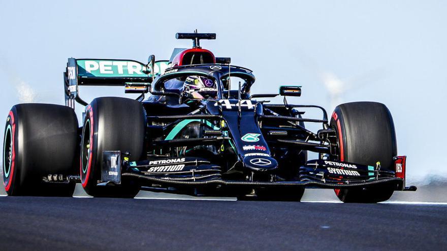 Directo | Clasificación del GP de Portugal de Fórmula 1