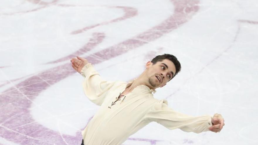 El patinador Javier Fernández acercará 'Revolution on Ice' a A Coruña el 21 de diciembre