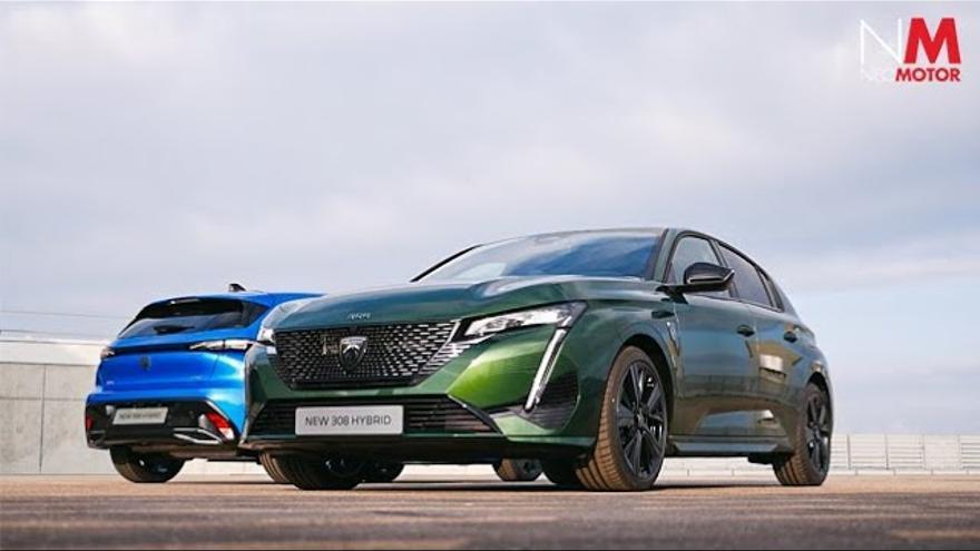 Vídeo: nuevo Peugeot 308 2021, primera toma de contacto